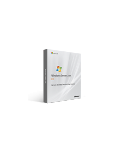 Microsoft Windows Server 2008 R2 Remote Desktop Service 5 User License