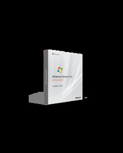 Microsoft Windows Server 2008 R2 Standard - 1 server, 5 CALs