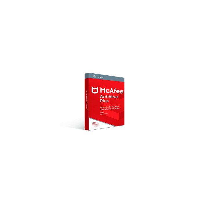 Download mcafee antivirus plus 10 device 2018 1 year | dell usa.
