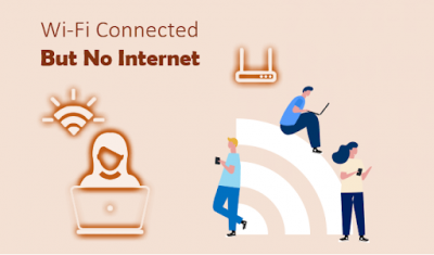 Solved: Connected to Wi-Fi but no Internet