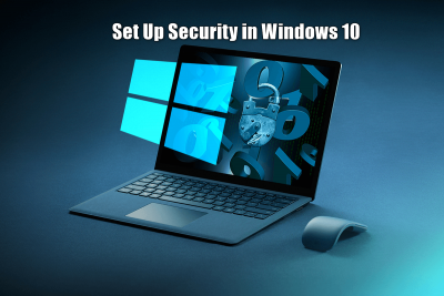 How to Set Up Security in Windows 10