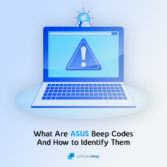 What Are ASUS Beep Codes and How To Identify Them