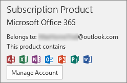 Changing Office 365 product key