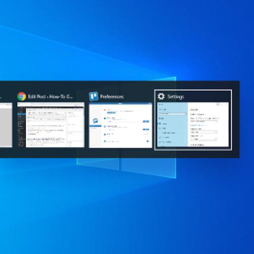 Disable Windows 10's Tabs