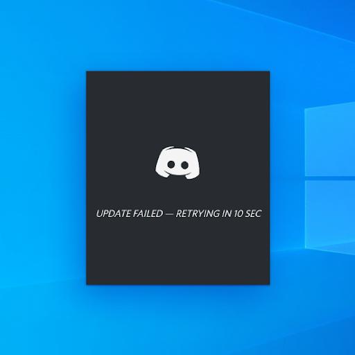 Fix Discord Update Failed Error