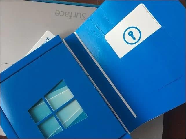 a new computer using Windows 10