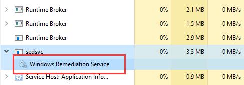 How to Fix Sedlauncher.exe - Windows Remediation Service