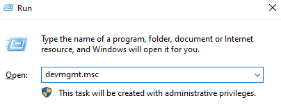 How to Update your driver from Windows itself