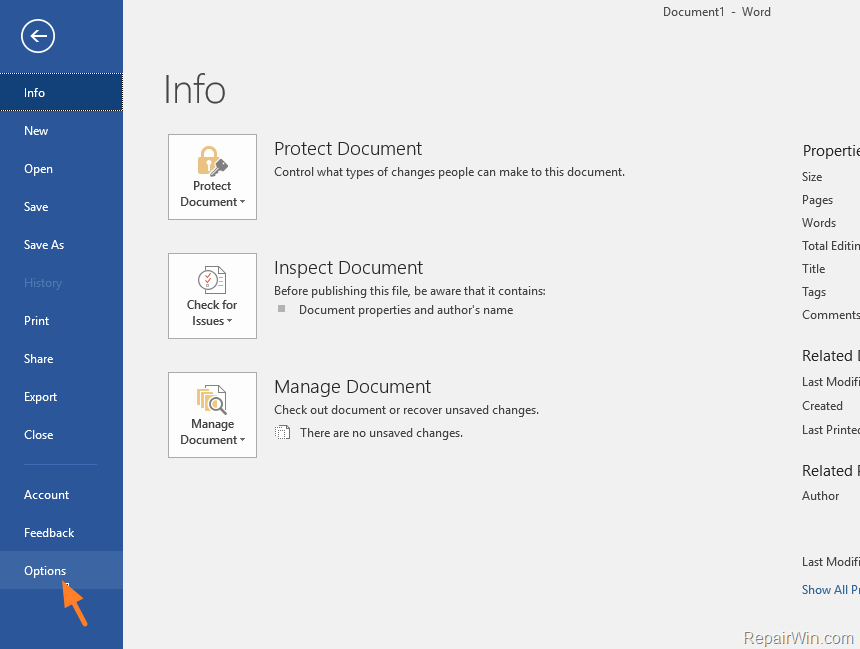 How to install language accessories in Office 2016