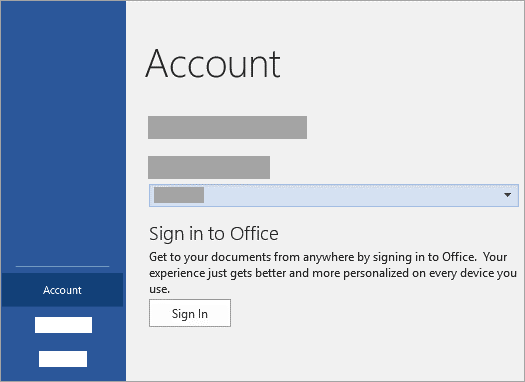 How to sign up for Microsoft Account