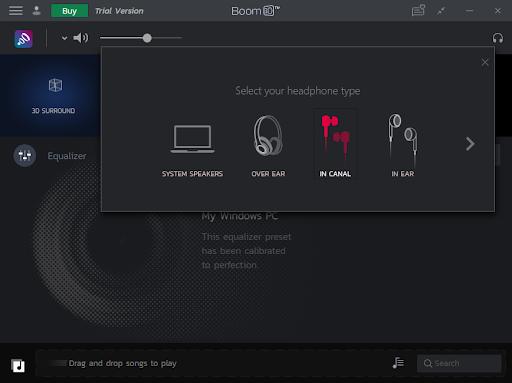 Download Boom 3D sound enhancer
