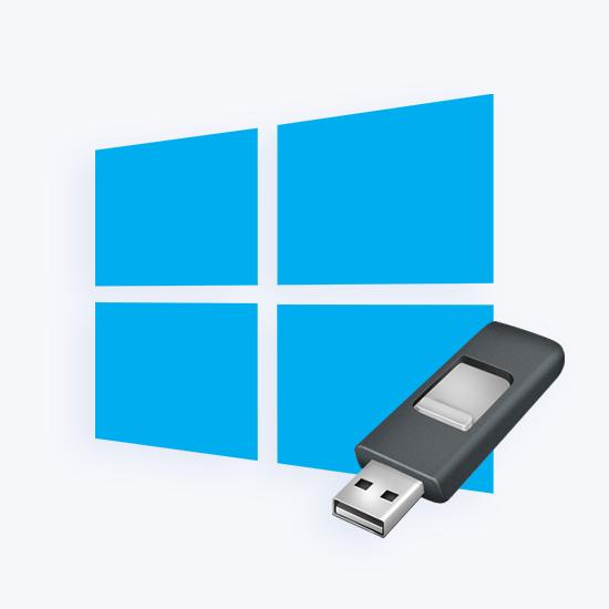 Install Windows 10, 8.1 or 7