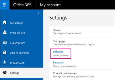 Installing Skype for business on windows Pc