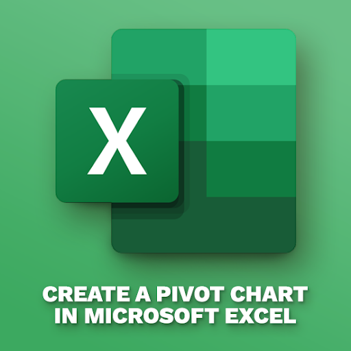 Make a pivot chart in Excel