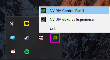 NVIDIA GeForce graphic card