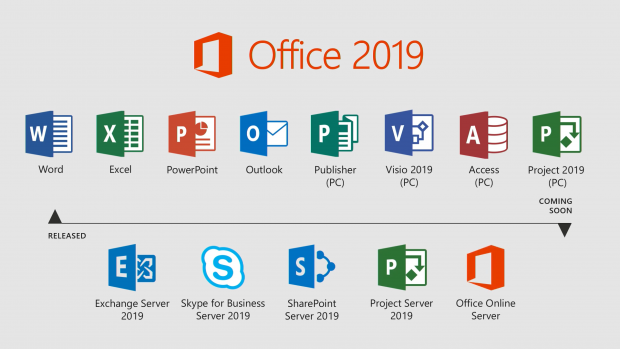 Office 2019 Feature