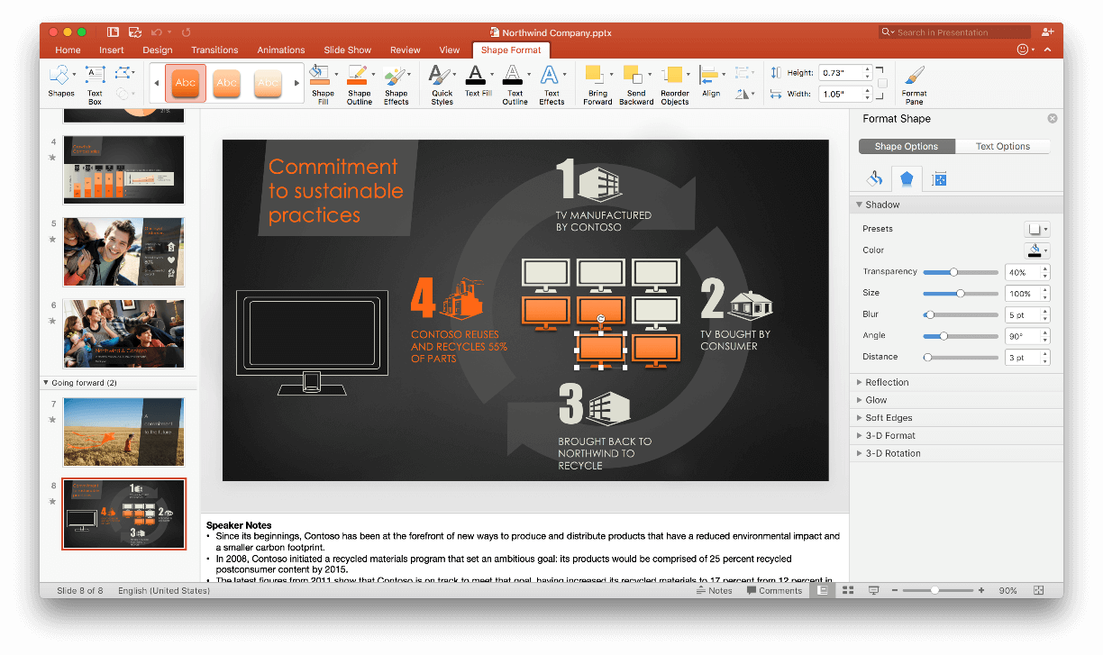 How to insert YouTube Video to PowerPoint on Mac