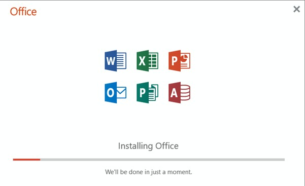 Reinstalling Office 2013 without using product key