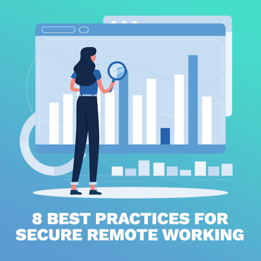Best practices for secure remote working