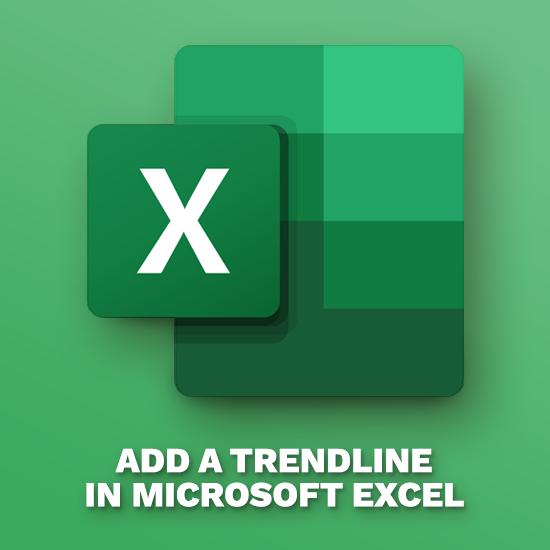Trendline in Excel