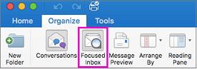Turn Focused Inbox