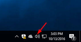 How to fix volume icon missing on Windows 10