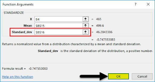 Standard-Dev