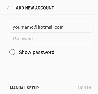 How to login to Outlook account