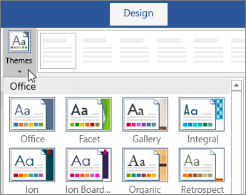 How to Design and Edit Text In Word