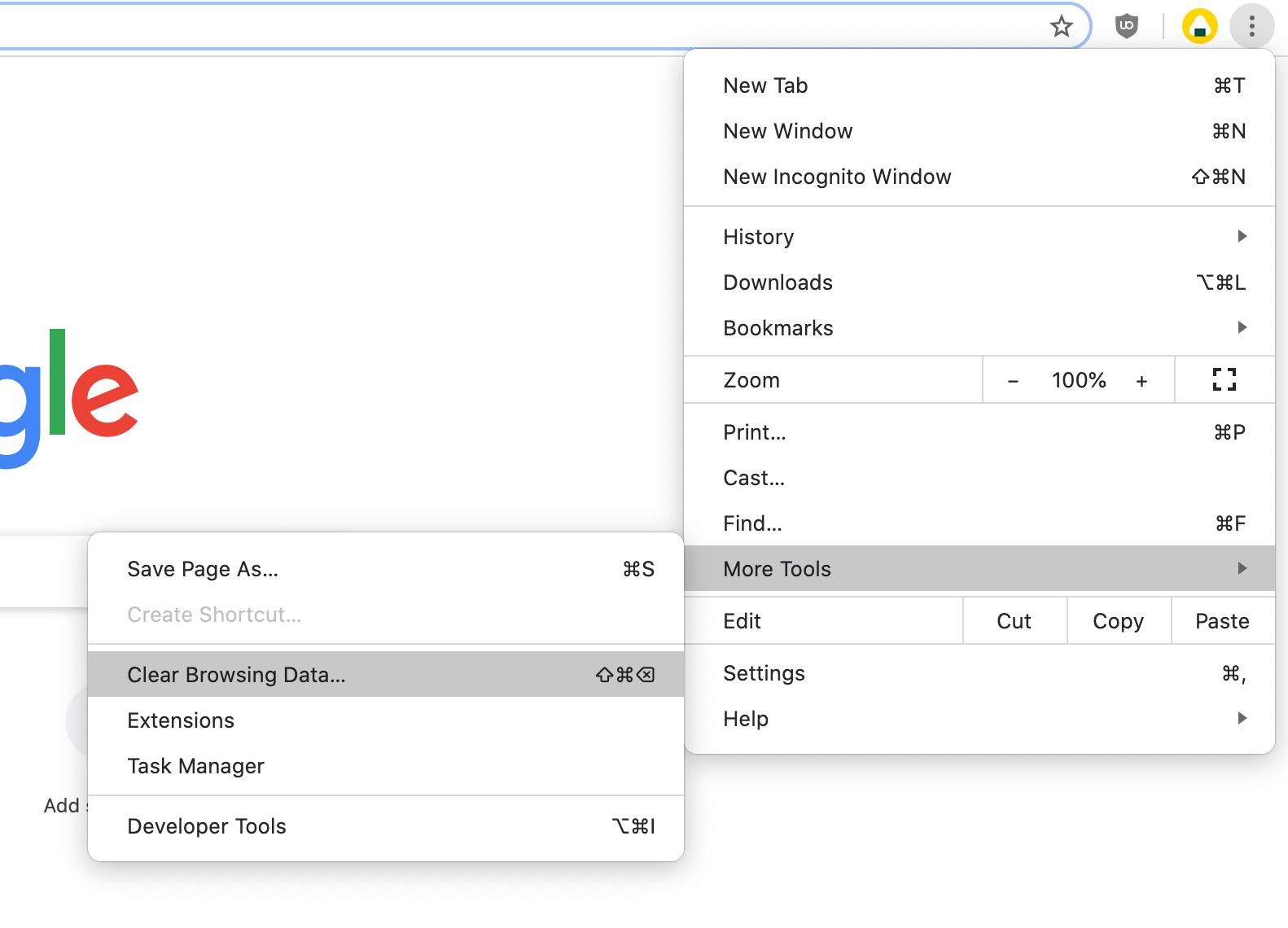 não é possível acessar esse site