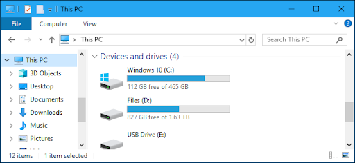 What is File Explorer