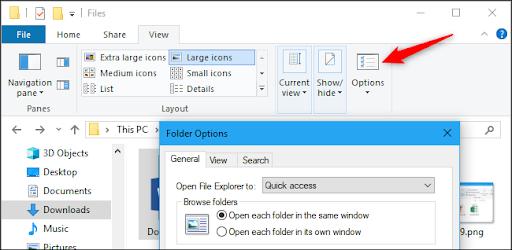 customize quick access tool bar