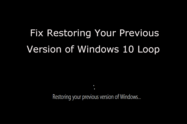 how to restore windows previos