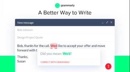 How to use grammar checker in grammarly