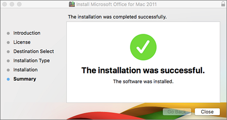 How to Activate Office 2011 on Mac