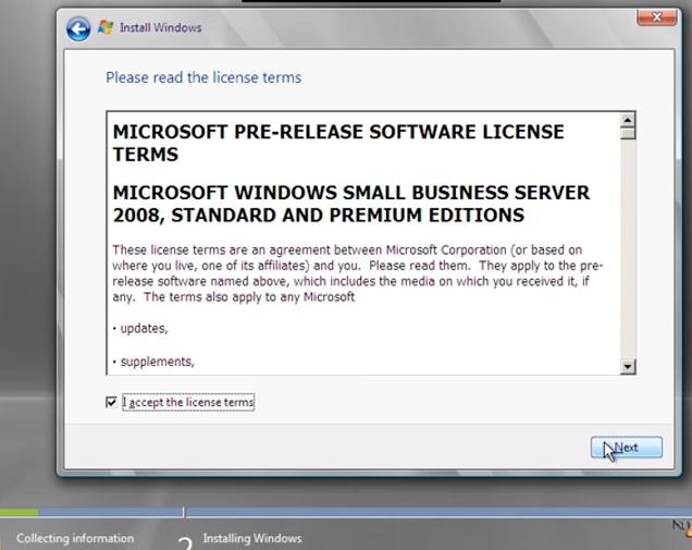 WIndows Server License