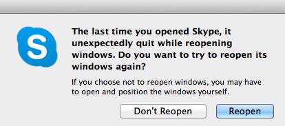 skype error