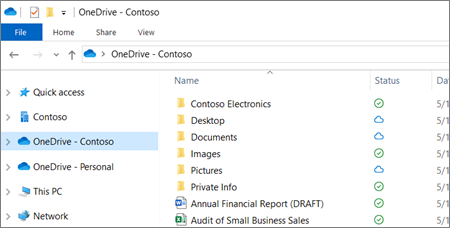 How to upload folders and files on OneDrive