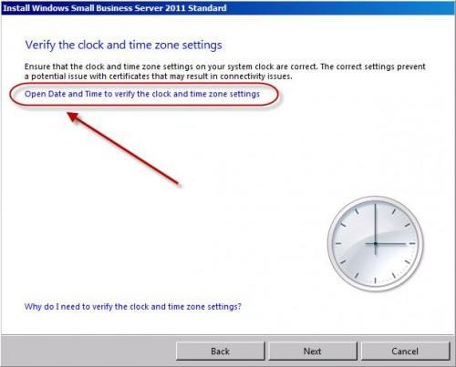 Windows Small Business Server 2011 Installation Guide