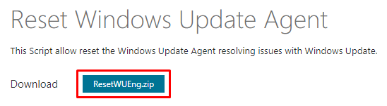 how to update windows agent