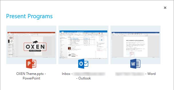 Skype-office integration