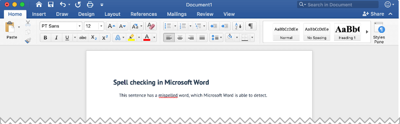 how to fix spell check not working in word