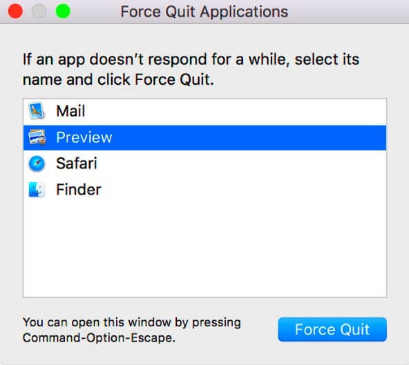 How To Unfreeze Word On Mac Without Losing Work