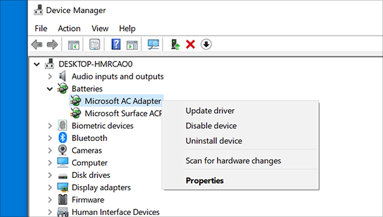 how to update device drivers on windows 10
