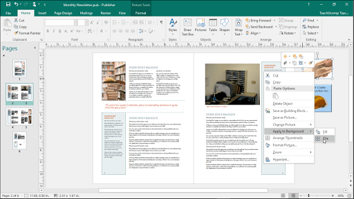 Buy Microsoft Publisher 2019 Open License Softwarekeep Usa